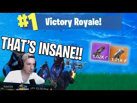 SVENNOSS REACTS TO THE SMG & DUALIES UPDATE!!! Fortnite Battle Royale Gameplay - Svennoss