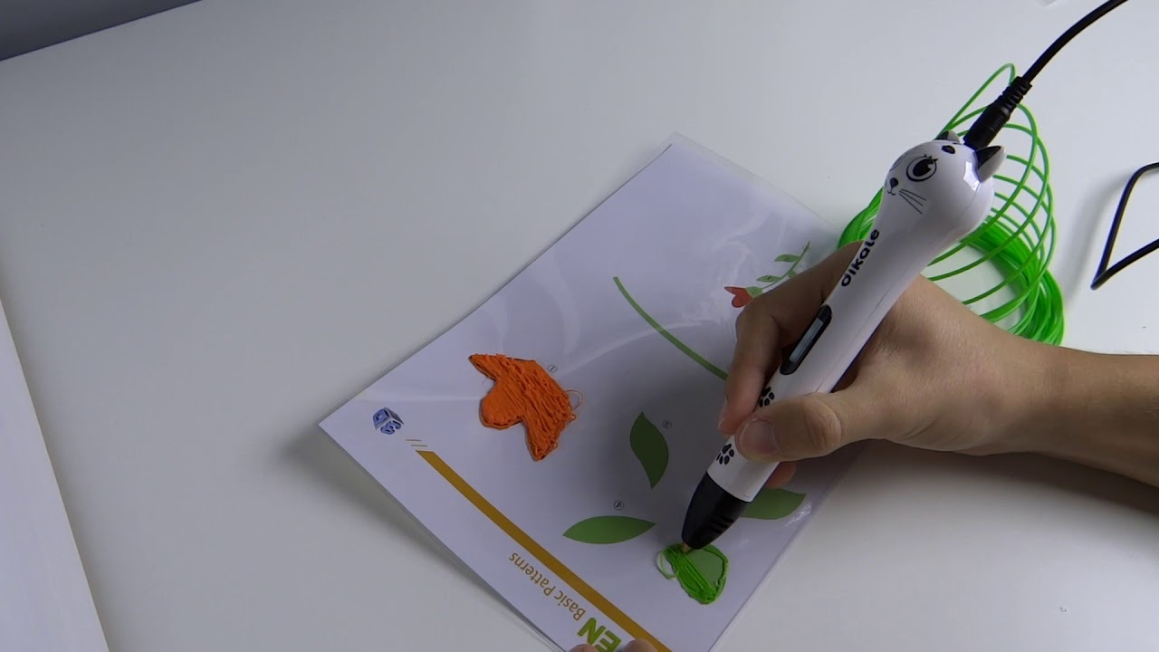 dikale 3d pen not working