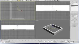 3D Max  Урок 1. Создание интерьера
