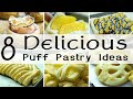 8 Delicious Puff Pastry Ideas