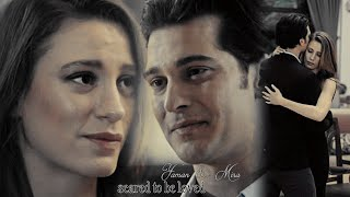 ✗ yaman & mira - scared to be loved