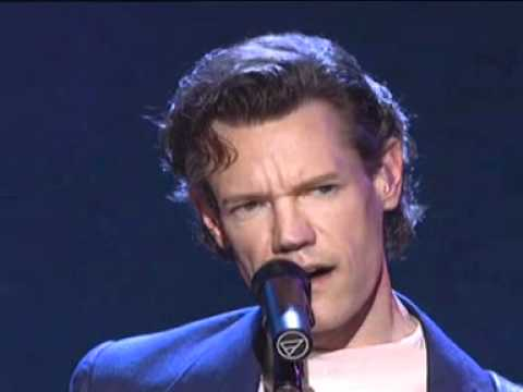 """""""On the other hand"""" - Randy Travis. (Live)."""