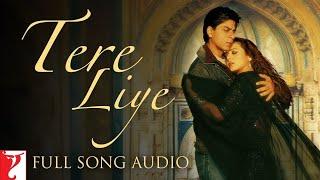 Tere Liye - Full Song Audio | Veer-Zaara | Lata Mangeshkar | Roop Kumar Rathod | Late Madan Mohan