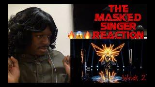 Asia Star - (SEASON 1) THE MASKED SINGER  WEEK 2