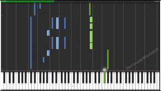 [Piano Tutorial] One Piece - Dear Friends