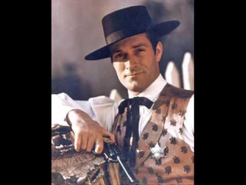 Hugh O'Brian - Legend Of Wyatt Earp (1957) - YouTube