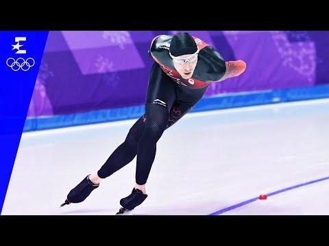 Speed Skating | Men's 10,000m Highlights | Pyeongchang 2018 | Eurosport