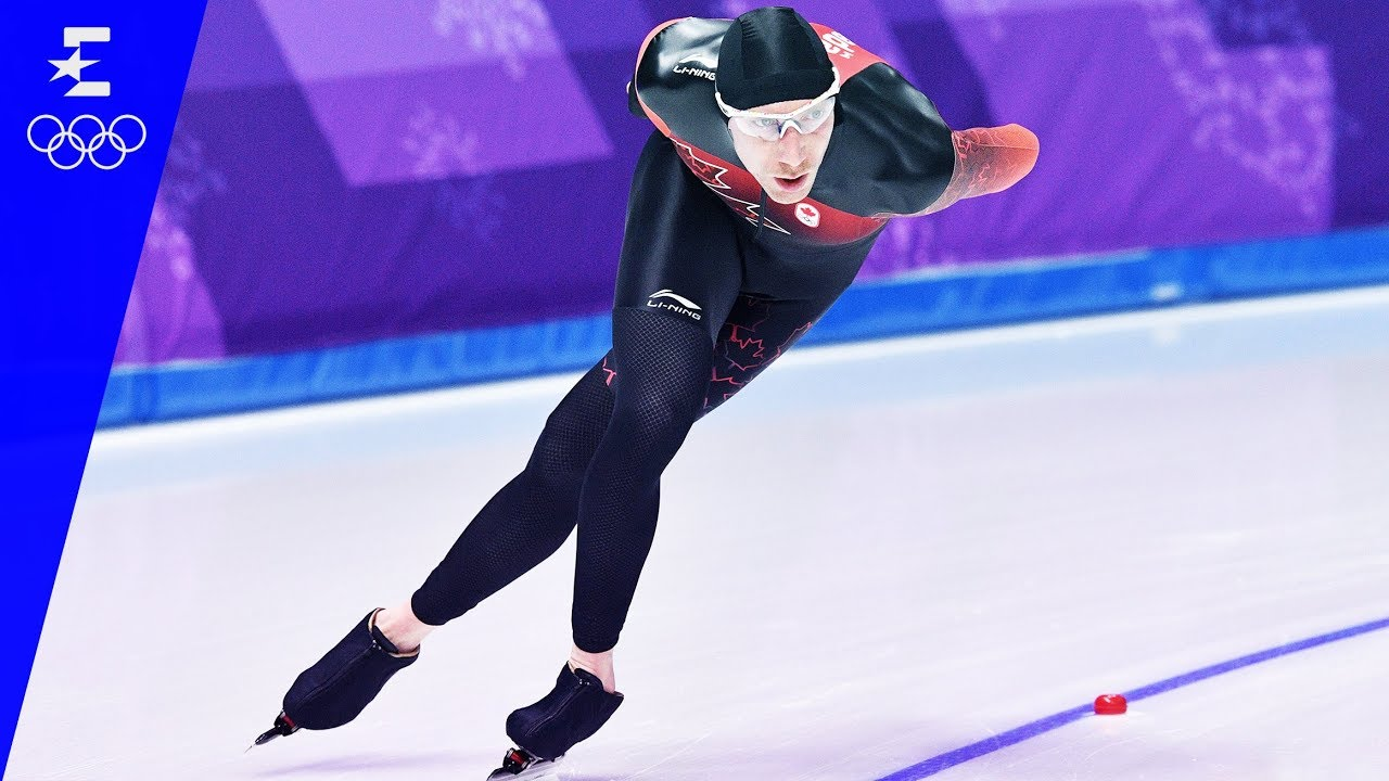 Men's 10 000m Speed Skating