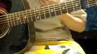 KANのお歌です♪ギター抱えてますが弾いてません。風邪ひいてて音がち...