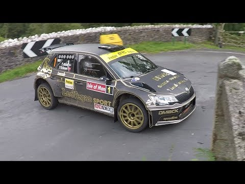 2017 138.com Rally Isle of Man | SS8 Tholt y Will