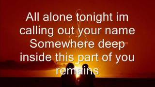 Where are you now with lyrics