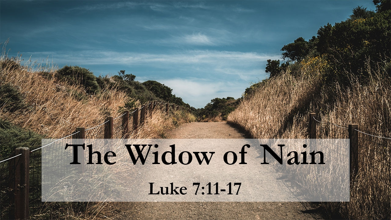 Image result for free photo of Luke 7: 11-17