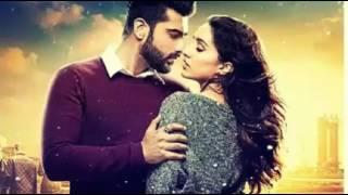 Tum mere ho is pal - Half girlfriend promo - romance in air