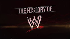 """""""The History of WWE: 50 Years of Sports Entertainment"""" Pre-Order Now!"""