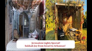 The Essence of Sukkot: Prophecy, Prayer and Peace for the World
