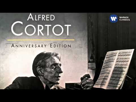 Chopin by Alfred Cortot - Complete Piano Works/New Mastering (recordings of the Century)