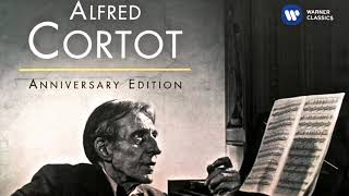 Chopin by Alfred Cortot Complete Piano Works Nocturne op 9 No 2 recordings of the Century