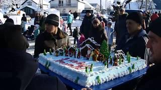 Новорічна ялинка  в Білій Церкві 2017
