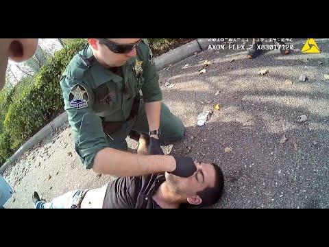 Pasco deputies save man's life using Narcan