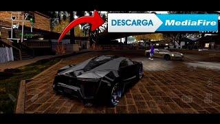 LOS MEJORES GRAFICOS HD 4K PARA GTA SA ANDROID