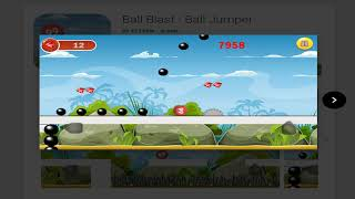 [ARCADE] Ball Blast - Ball Jumper - Newest Android Game Latest APK