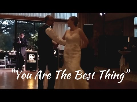 "Elegant First Dance to ""You are the Best Thing"" by Ray LaMontagne"
