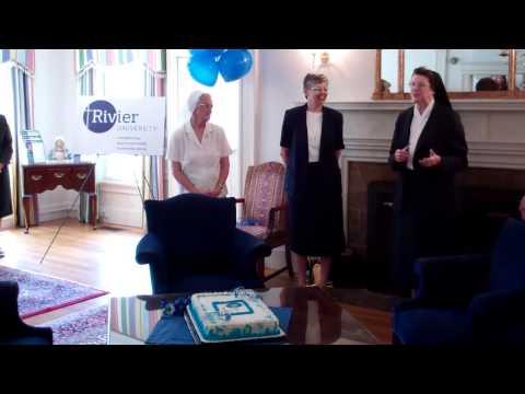 Rivier University celebration, part 3