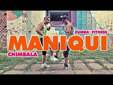 CHIMBALA - Maniqui | Zumba Dembow Choreo by ionut iordache ft claudiu gutu