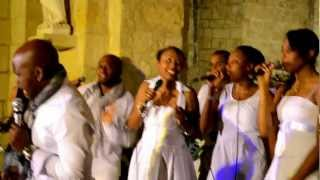 "West Indies Gospel - ""Happy Days"" - en concert à Payrignac Festival ""Happy Days Gospel"""