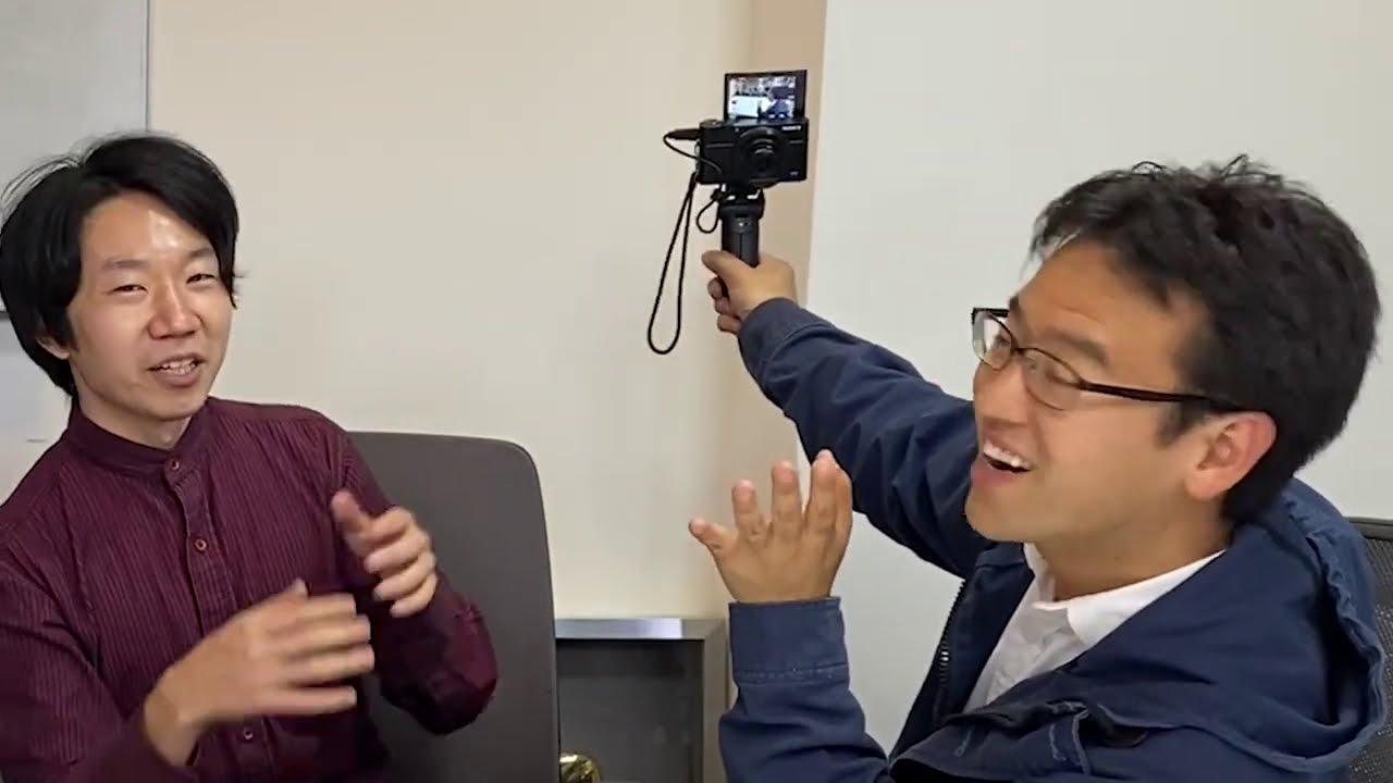 SONYα7cなどYouTuber向けおすすめカメラ3選!