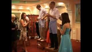 Конкурсы на свадьбе Ведущий на свадьбу Москва тамада на свадьбу Москва МАДАМ ШОУ отзывы под