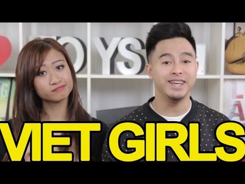 HOW TO DATE A VIET GIRL