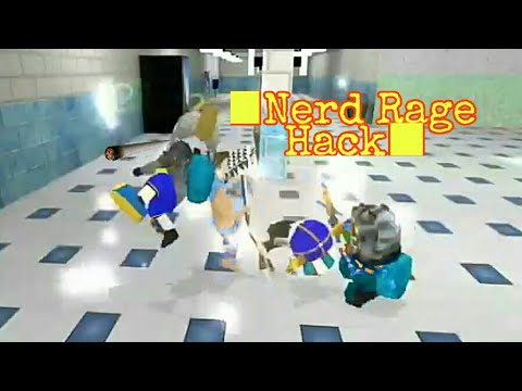 School Of Chaos | Nerd Rage Hack EXPOSED!!