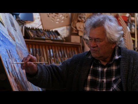 Waka Huia 2015 Cliff Whiting one of the most influential Māori artists of our time.