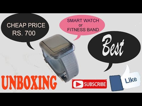 Cheapest SMART WATCH under ₹1000/$15 Unboxing