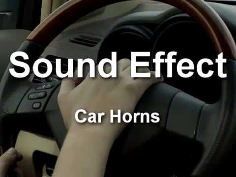 Car Horns SFX Low
