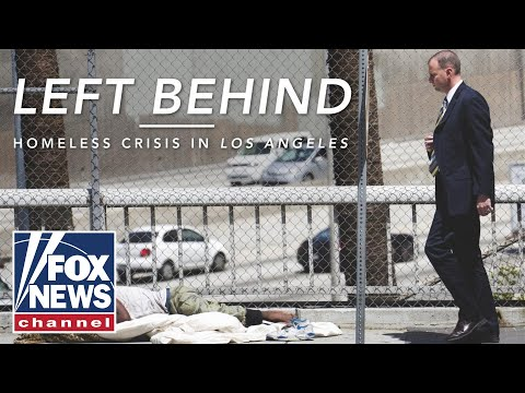 Left Behind: Homeless