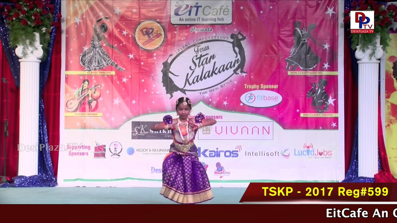 Finals Performance - Reg# TSK2017P599 - Texas Star Kalakaar 2017