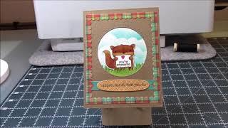 Scrap bin Card Share and Not 2 Shabby Haul