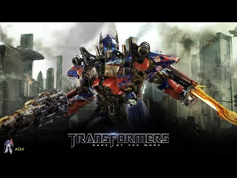 TransFormers - The Best of Optimus Prime HD
