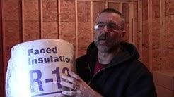 Shed Rebuild (pt 9) Insulation