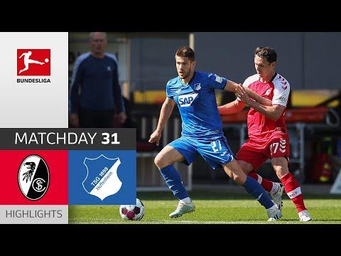 Freiburg Hoffenheim Goals And Highlights