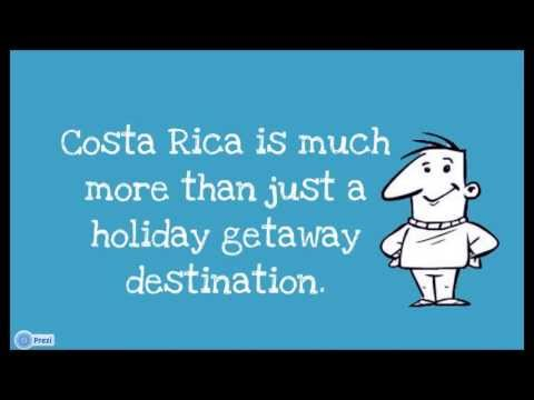 Travel Guide To Costa Rica