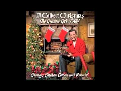 (What's So Funny 'Bout) Peace, Love and Understanding - A Colbert Christmas -