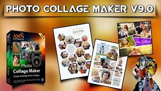 Photo Collage Maker V9.0 !! Automatic Collage Maker !! Collage kese banaye screenshot 1