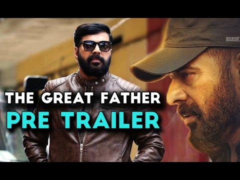 The Great Father Stylish Pre Trailer | UnOfficial | Mammootty, Arya, Sneha | Vekkada Vedi Edition