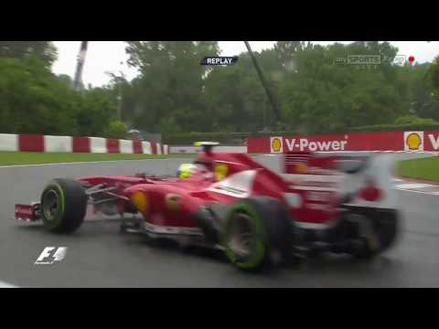 F1 2013 Canada  Highlights HD