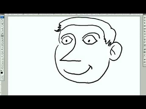 Cartooning for beginners. Lesson #1.
