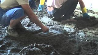 видео Стяжка пола Симферополь