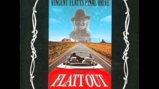 VINCENT FLATTS FINAL DRIVE - The Ghost Of Hank Williams
